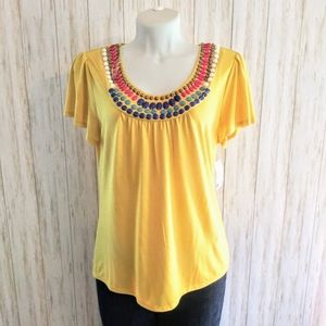 Womens New Directions Top Sz LP (#220) NWT